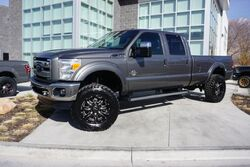 Ford F-350 SD Lariat Crew Cab Long Bed 4WD 2012