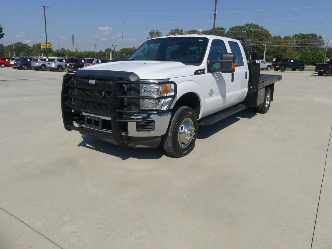 2012 Ford F-350 SD XL Crew Cab Long Bed DRW 4WD Cullman AL