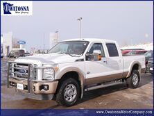 Ford F-350SD King Ranch 2012