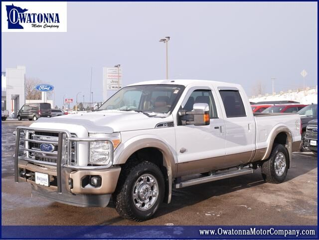 2012 Ford F-350SD King Ranch Owatonna MN
