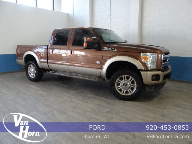 2012 Ford F-350SD Lariat Milwaukee WI