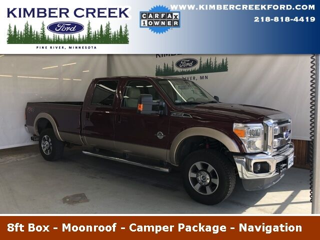2012 Ford F-350SD Lariat Pine River MN