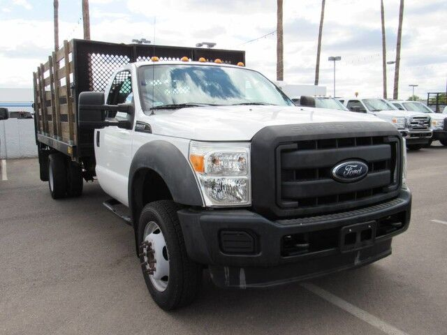 2012 Ford F-450 Super Duty XL