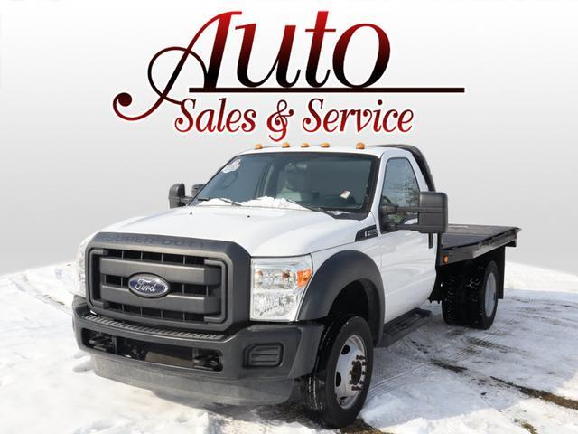2012 Ford F-450 XL Regular Cab DRW 2WD Indianapolis IN