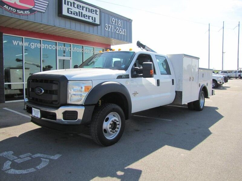 2012 Ford F-550 DRW XL Collinsville OK