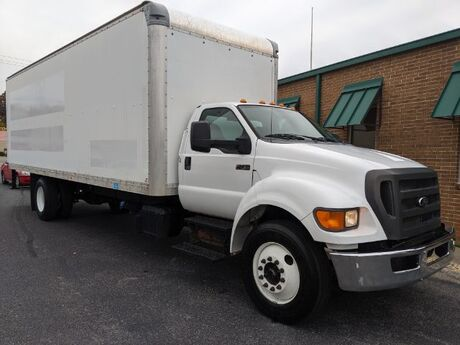 2012 Ford F-750 Regular Cab 2WD DRW Knoxville TN