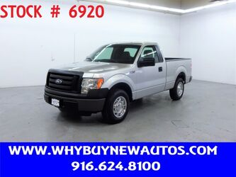 Ford F150 ~ Only 17K Miles! 2012