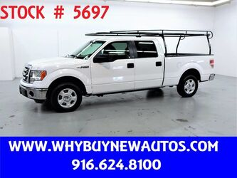 Ford F150 ~ XLT ~ Crew Cab ~ Only 65K Miles! 2012