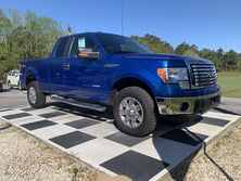 Ford F150 4WD Supercab XLT 2012