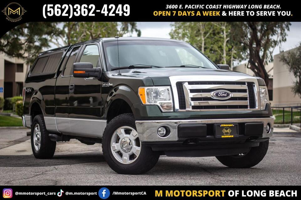 2012_Ford_F150 Super Cab_XLT Pickup 4D 6 1/2 ft_ Long Beach CA