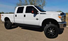 2012_Ford_F250 SUPER DUTY 4WD CREW SB XLT FX4 PKG_6.7 POWERSTROKE DIESEL LIFTED 20s 35s CLEAN_ Phoenix AZ