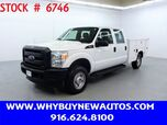 2012 Ford F250 Utility ~ 4x4 ~ Crew Cab ~ Only 50K Miles!