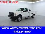 2012 Ford F250 Utility ~ 4x4 ~ Only 76K Miles!