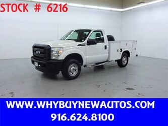 Ford F250 Utility ~ 4x4 ~ Only 76K Miles! 2012