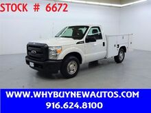 2012_Ford_F250_Utility ~ Only 32K Miles!_ Rocklin CA