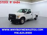 2012 Ford F250 Utility ~ Only 38K Miles!