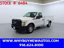 2012_Ford_F250_Utility ~ Only 38K Miles!_ Rocklin CA