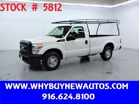2012 Ford F350 ~ Only 76K Miles! Rocklin CA