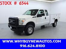 2012_Ford_F350_Utility ~ 4x4 ~ Extended Cab ~ Only 54K Miles!_ Rocklin CA