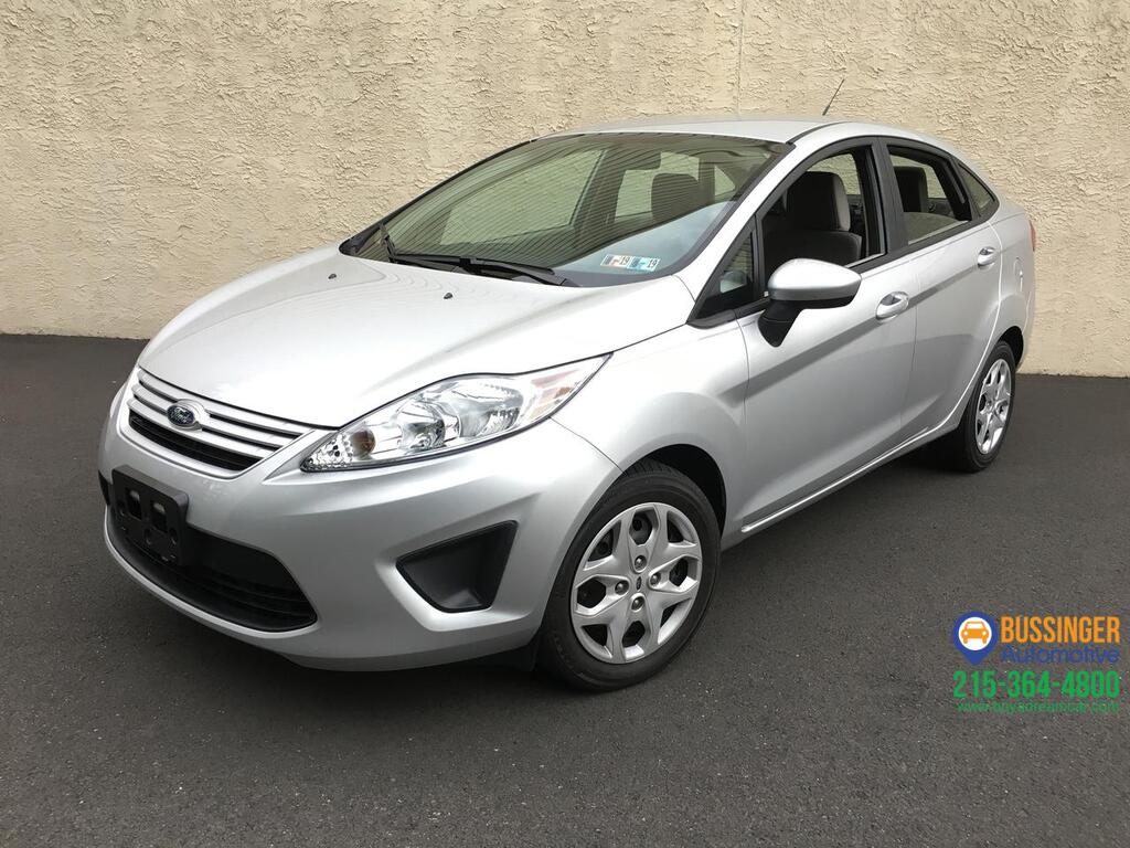 2012 Ford Fiesta S Feasterville Pa 30280063