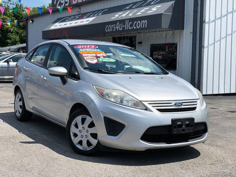 Used 2012 Ford Fiesta S In Knoxville Tn