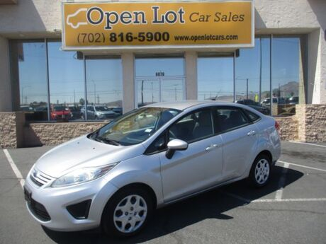 2012 Ford Fiesta S Sedan Las Vegas NV