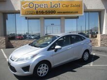 2012_Ford_Fiesta_S Sedan_ Las Vegas NV