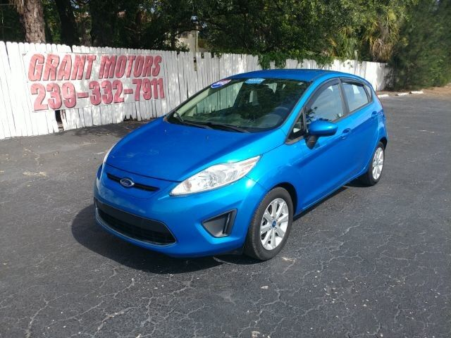 2012 Ford Fiesta SE Fort Myers FL