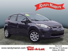 2012_Ford_Fiesta_SE_ Mooresville NC