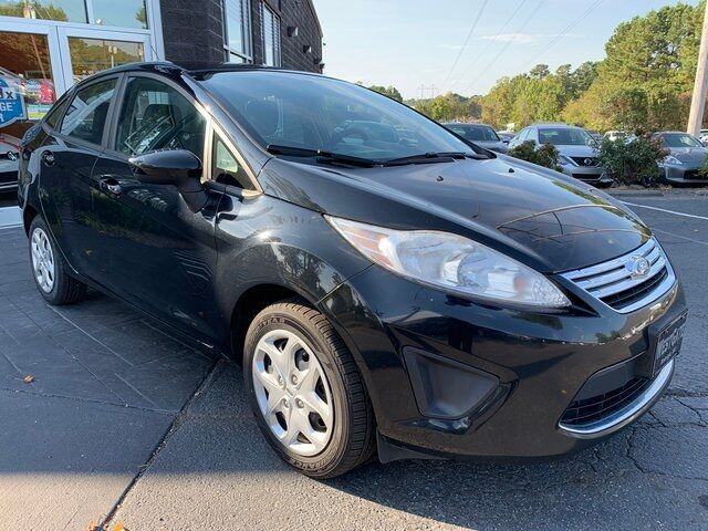 2012 Ford Fiesta SE Raleigh NC
