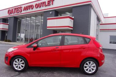 2012_Ford_Fiesta_SE_ Richmond KY