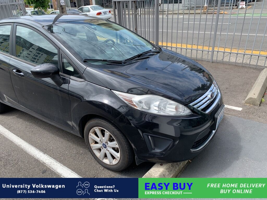 2012 Ford Fiesta SE Seattle WA