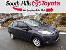 2012_Ford_Fiesta_SE_ Washington PA