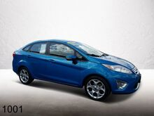 2012_Ford_Fiesta_SEL_ Belleview FL