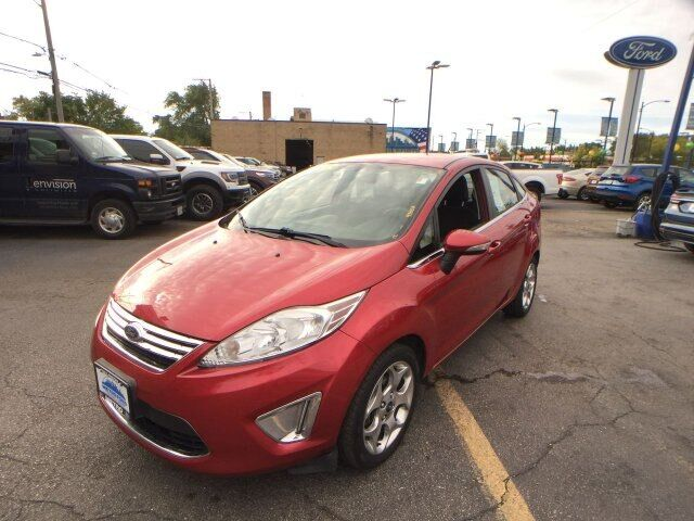 2012 Ford Fiesta SEL Chicago IL
