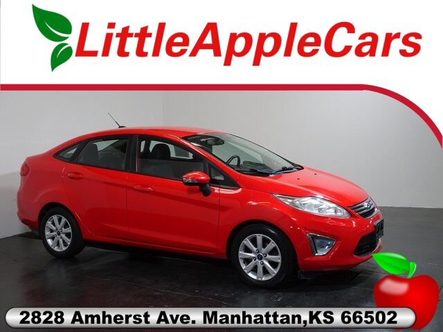 2012 Ford Fiesta SEL Manhattan KS