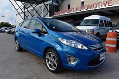 2012_Ford_Fiesta_SEL Sedan 5-Speed Manual w/ SUNROOF_ San Antonio TX