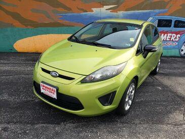 2012_Ford_Fiesta_SES Hatchback_ Saint Joseph MO