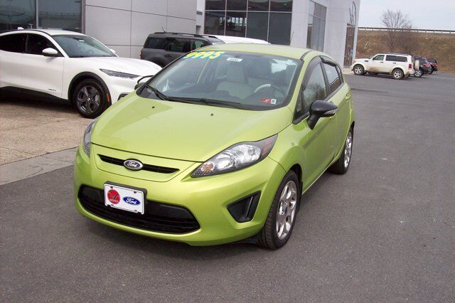 2012 Ford Fiesta SES Morgantown WV