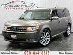 2012 Ford Flex 3.5L V6 Engine AWD, Limited w/ Navigation, Panoramic Sunroof, Bl