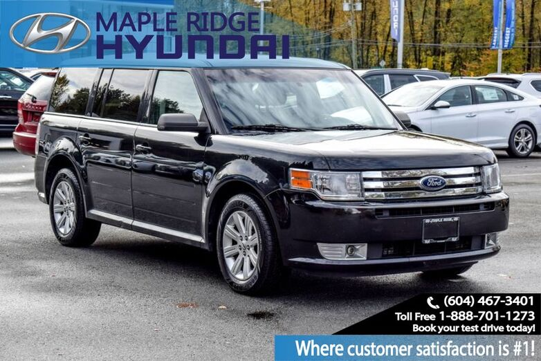 2012 Ford Flex 7 Passenger, Heated Seats, Alloy Wheels, Bluetooth, Back Up Camera Maple Ridge BC
