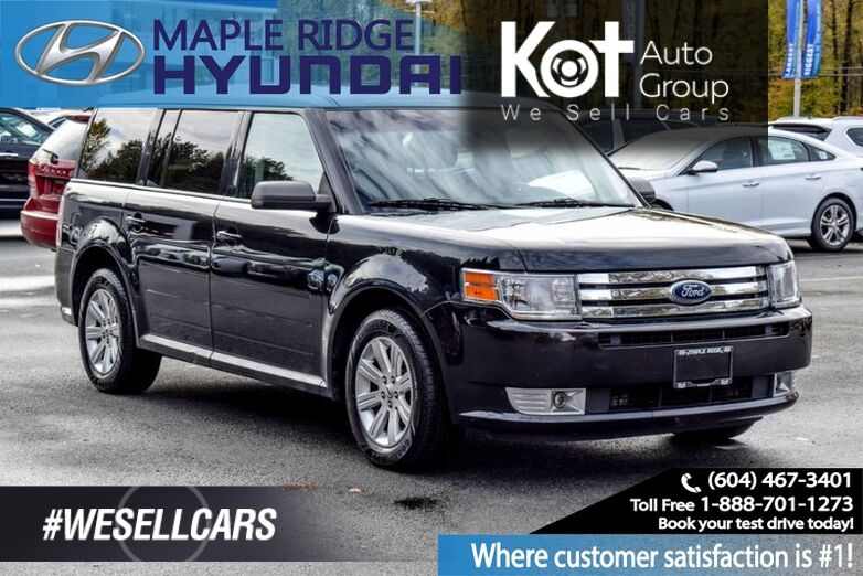 2012 Ford Flex 7 Passenger, Heated Seats, Alloy Wheels, Bluetooth Maple Ridge BC