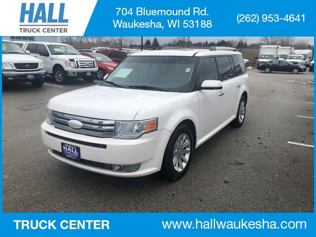 2012 Ford Flex SEL FWD with Vista Moonroof Waukesha WI
