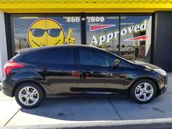 2012_Ford_Focus_4d Hatchback SE_ Albuquerque NM