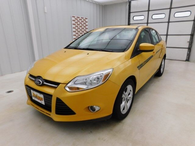 2012 Ford Focus 4dr Sdn SE Manhattan KS