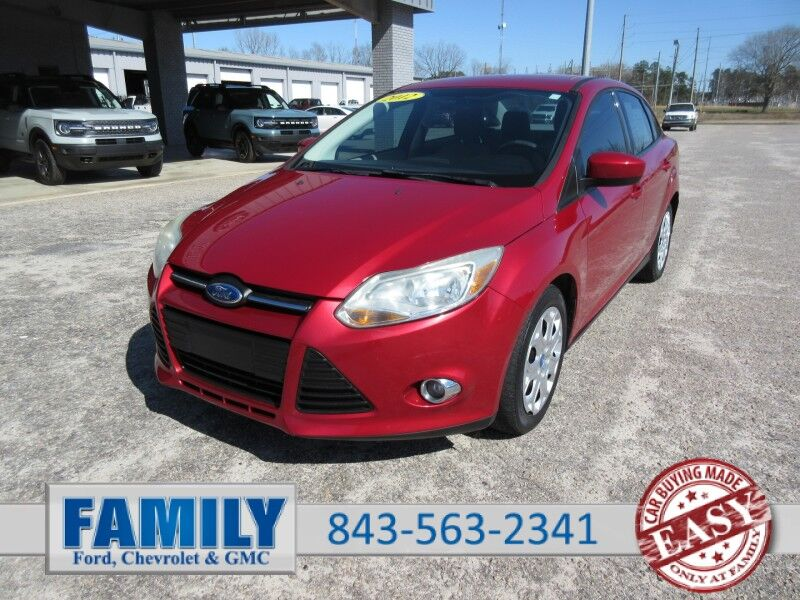 2012 Ford Focus 4dr Sdn SE St. George SC