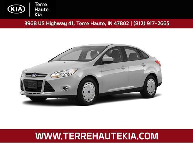 2012 Ford Focus 4dr Sdn SE Terre Haute IN