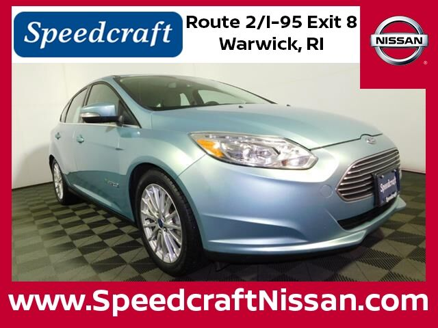2012 Ford Focus Electric Wakefield RI