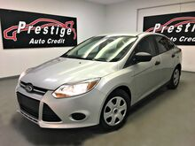 2012_Ford_Focus_S_ Akron OH