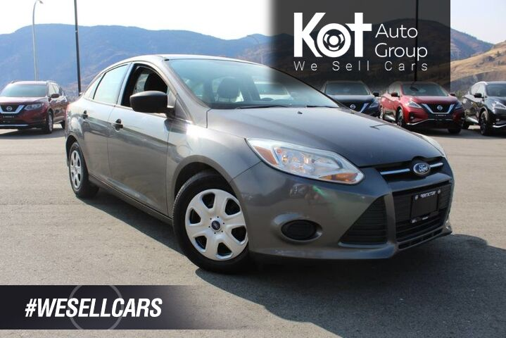 2012 Ford Focus S, NO ACCIDENTS Kelowna BC
